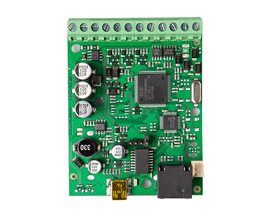 Ethernet communicator module for ESIM364 and ET082