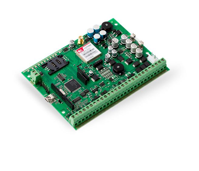 ESIM264 Alarm panel