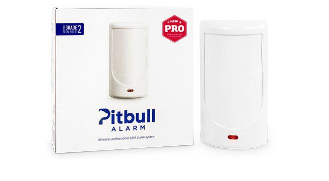 Pitbull Alarm PRO intrusion panel