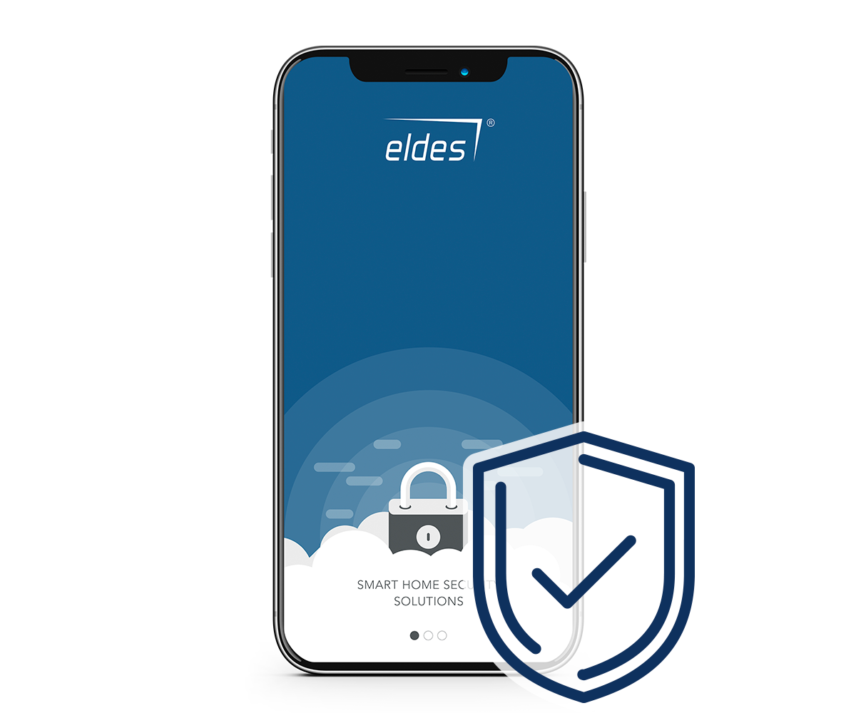 Eldes Security App